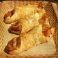 Super Bowl Eats: Croissant Pizzas