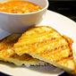 Tomatoey Macaroni & Bean Soup