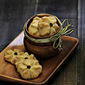 Eggless Butter Cookies 牛油曲奇{无蛋版}