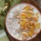 Warm Farro and Quinoa Breakfast Bowls #VillageHarvestInspired
