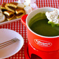 Matcha Green Tea Chocolate Fondue - Video Recipe