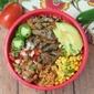 Sizzling Steak Burrito Bowl