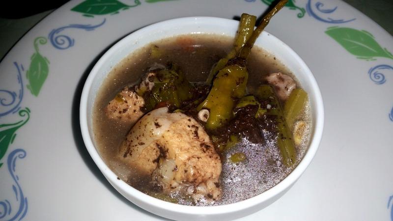 Sinigang Na Baboy Na May Dugo Recipe By Shalina Cookeatshare