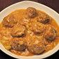 Salisbury Steak Meatballs; Secret Recipe Club again