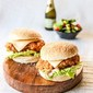 Homemade Copycat Zinger Burger