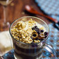 Two Delicious Nature's Path Contests + Vanilla Cardamom and Chocolate Layered Easy Rice Pudding Recipe