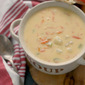 Simple Cheese Soup   #bloggerCLUE
