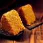 Corn Meal Cake | Maize Flour Orange Cake | Yellow Corn Flour Cake | Corn Meal Pressure Cooker Cake