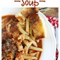 Chicken Puttanesca Soup