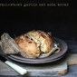 Baking | Wholewheat Garlic Oat Soda Bread … Instagram inspired baking #makehalfyourgrainswhole