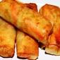 Longganisang Lumpia (spring roll sausage)