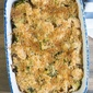 Creamy Chicken Broccoli and Rice Casserole
