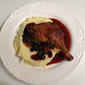 Red-Wine Braised Duck Legs