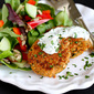 Baked Moroccan Salmon Patties Recipe