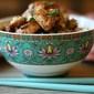 Garlic and Pepper Chicken Stir Fry