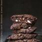 Baking | Wholegrain Dark Chocolate Almond Biscotti