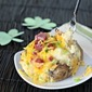 Irish Twice Stuffed Potato