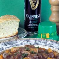 Irish Stew with Guinness (Pressure Cooker)