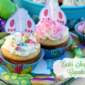 Easter Bunny Surprise Cupcakes