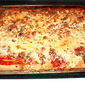 Italian Sausage Mushroom and Pepper Pizza Recipe Video