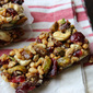 Cherry-Dark Chocolate Pistachio Bars