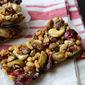 Cherry-Dark Chocolate Pistachio Bars