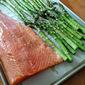 Easy Roasted Salmon & Asparagus
