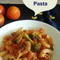 BROCCOLI & TOMATO PASTA RECIPE