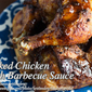 Baked Chicken with Barbecue Sauce