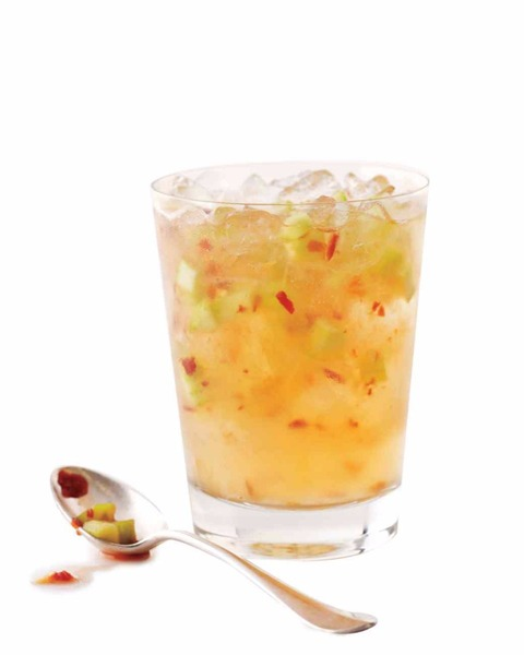 Spicy Margarita with Cucumber Mix Recipe by Shalina ...