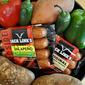 Jack Link's Wild Side Sausages Ultimate Spicy Skillet-A 25 Minute Dinner