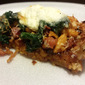 Country Girl's 'Sunday Dinner' Pizza