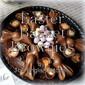 Homemade Brownie Mix=Easter Basket Brownies