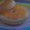 Bagel with Cream Cheese & Orange Marmalade