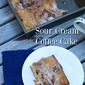 Streusel Filled Coffee Cake Recipe
