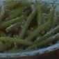 Sesame-Olive Oil Whole Green Beans