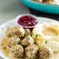 Swedish Meatball Gravy