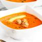 Golden Red & Orange Bell Pepper Soup {Giveaway}