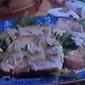 Baked Center Cut Pork Chops with a Mushroom - Mustard Gravy