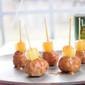 Gloriously Retro Pineapple Ham Balls