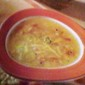 Quick cooking Chicken Broth Noodle Soup