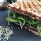 hipster hemp vegan sandwich