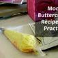 Fake Buttercream Recipe | Mock Cream For Piping Practice | Mock Buttercream | Fake Frosting Recipe | Practice Buttercream Recipe | Practice Buttercream