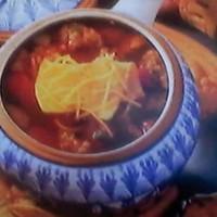 Beef Tortilla Soup/Stew