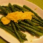 Asparagus with Lemon Sauce