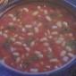 Tuscan White Bean & Tomato-Basil Soup
