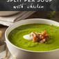 Recipe for Split Pea Soup with Chicken