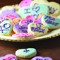 Valentine's Day Conversation Cookies