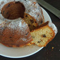 Kouglof aux Pépites de Chocolat/Kugelhopf with Chocolate Chips