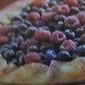 Raspberry & Blueberry Galette